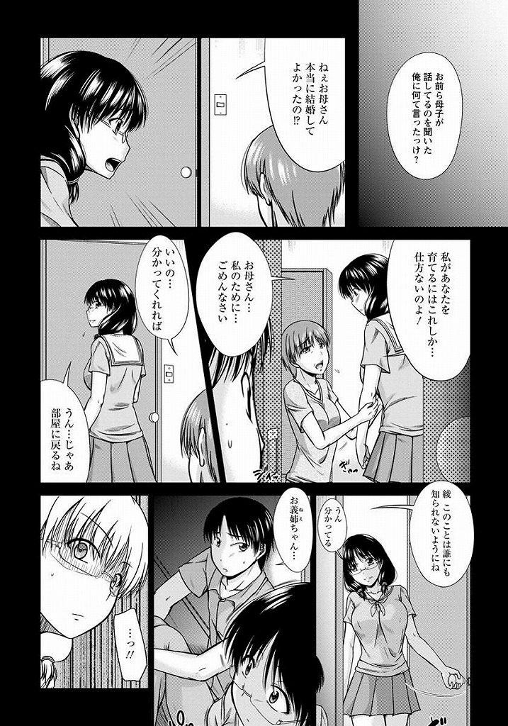 【エロ漫画】義姉をレイプしたんですけど巨乳な上に美少女ときたら勃起するに決まってるじゃないですかwww