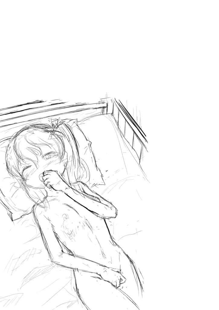【エロ同人誌】やめなきゃと思いつつイヤラシイ気持ちになってしまうちっぱい美少女...下着が濡れてどんな味がするのか気になって舐めてみたりエッチへの興味が抑えられず初イキオナニー【ガールズ&パンツァー/C91】