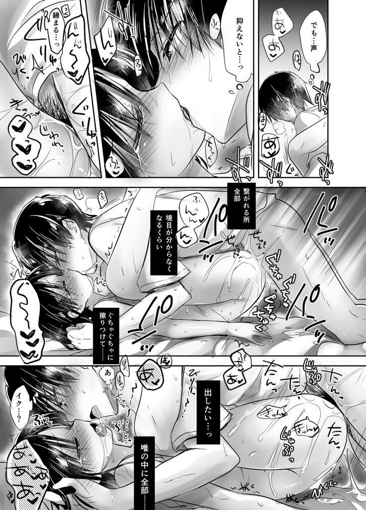 【エロ同人誌】寝ている時にお兄ちゃんにエッチなことをされるちっぱい妹...誰にも奪われたくない焦りから妹が寝ている時にチンポ挿入して近親相姦処女喪失セックス【オリジナル/C91】